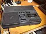 Eiki 7070 Stereo Compact Disc Player Cassette Tape Recorder 7070a