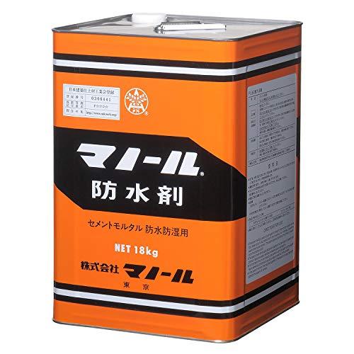 マノール(Manol) 防水剤 18kg