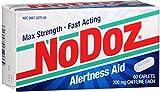 NoDoz Max Strength Alertness Aid Caplets 60 ea (Pack of 3)