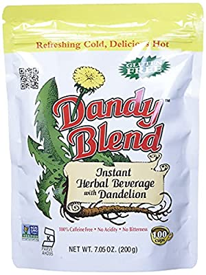 Dandy Blend Instant Herbal Beverage with Dandelion, 7.05 Ounce by Dandy Blend