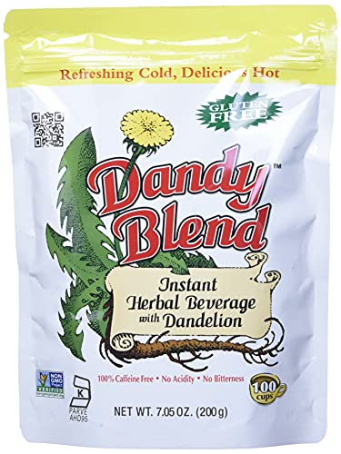 Dandy Blend Instant Herbal Beverage with Dandelion, 7.05 Ounce