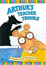 Arthur's Teacher Trouble plus Arthur's Spelling Trubble