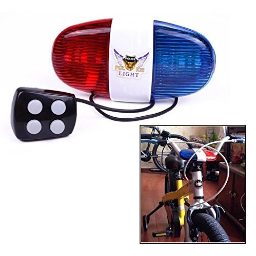 babyGreen Bicicleta Luces LED Bicicleta Ciclismo Cuerno eléctrico ...
