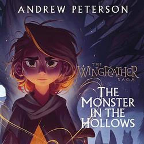 Monster in the Hollows cover art