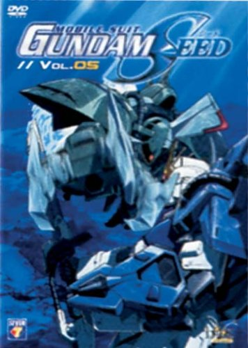 Mobile Suit Gundam Seed, Vol. 5