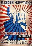 Rüdiger Hoffmann Düren 2007 Konzert-Poster A1
