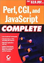 Perl, Cgi, and Javascript Complete