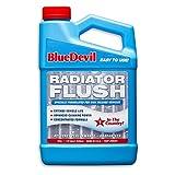 Blue Devil (00204-6PK) Radiator Flush - 32 Ounce, (Pack of 6)