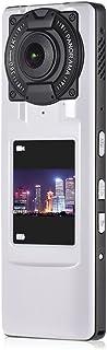 Docooler 360°4K ウルトラHD WiFi VRカメラ パノラマビデオカメラ 全天球カメラハンドヘルド デュアルレンズ2.0インチLCDディスプレイ付き