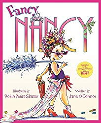 Fancy Nancy series by Jane O'Connor