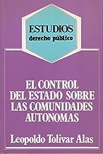 Control del estado sobre las comunidades autonomas