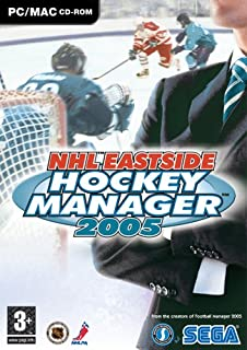 NHL Eastside Hockey Manager 2005 (Mac/PC)