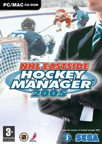 NHL Eastside Hockey Manager 2005 [UK Import]