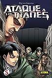 ATAQUE A LOS TITANES 05 (CÓMIC MANGA)