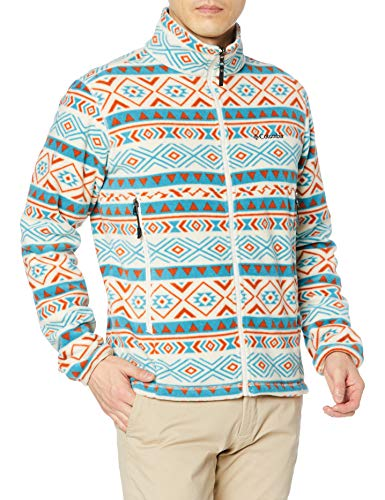 [コロンビア] バックアイスプリングスジャケット PM3821 フリース メンズ L Stone Pattern