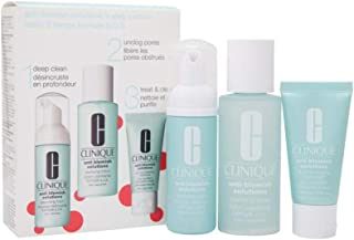 Clinique 3 Piece Anti-Blemish Solutions 3-Step System Kit