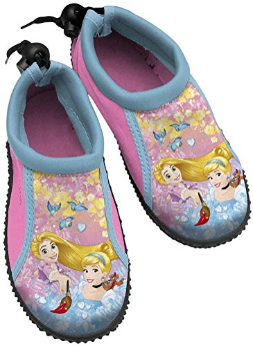 Disney Princess Badeschuhe Mädchen Strandschuhe 24 26 28 30 32 34 (26 EU)
