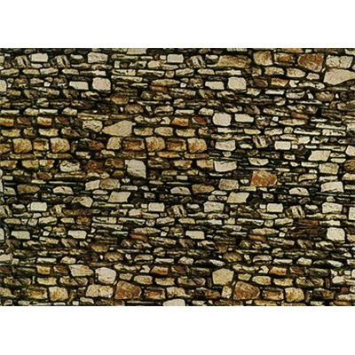 """Noch Mauerplatte """"Dolomit"""", extra lang, 64 x 15 cm"""