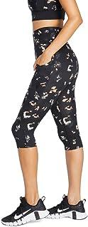 Rockwear Activewear Women's Savannah 3/4 Cross Pocket Tight Savannah Black 14 from Size 4-18 for Bottoms Leggings + Yoga P...