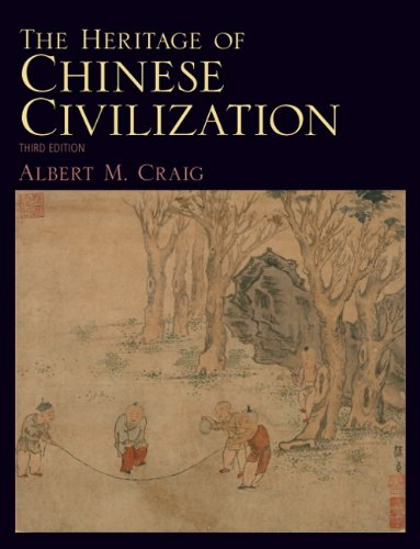 Heritage of Chinese Civilization, The