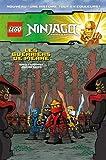 LEGO NINJAGO BD 4 LES GUERRIERS DE PIERRE