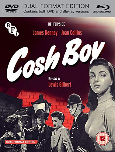 Cosh Boy (DVD + Blu-ray)
