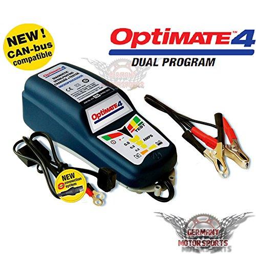 Optimate 4 Dual - Ladegerät CAN-Bus geeignet