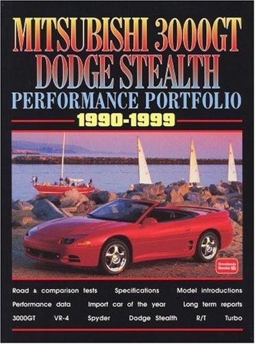[(Mitsubishi 3000GT Dodge Stealth Performance Portfolio)] [ Edited by R. M. Clarke ] [December, 2003]