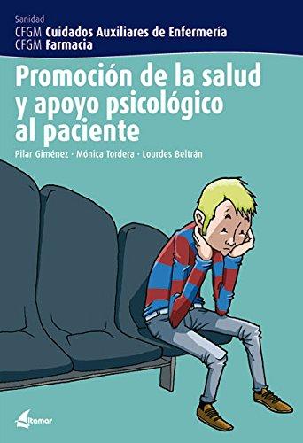 Promoción de la salud y apoyo psicológico al paciente (