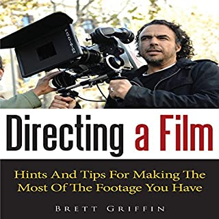 Directing a Film audiobook cover art