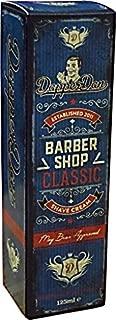 Dapper Dan Barbershop Classic Shave Cream 125ml by Dapper Dan