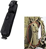LIVIQILY Two Colors Tactical Molle Pouch Backpack EDC Utility Pouch Bags for Hunting Accessories