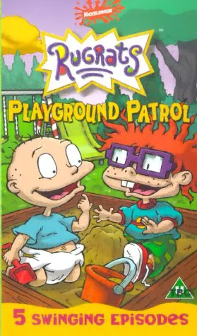 Rugrats - Playground Patrol