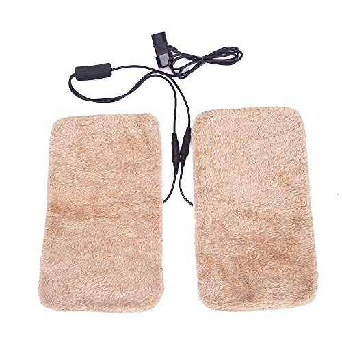 Powersports Gloves 30 * 18CM 36V-96V Motorcycle Scooter Gloves Heating Pads Winter Outside Thermal Ardent Heater Electric Heat Mitten