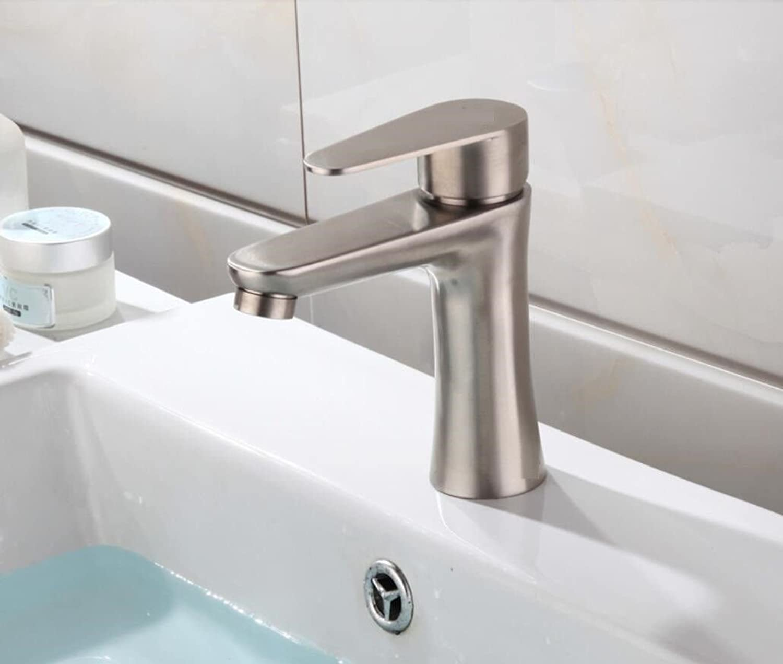 OYZY Toilet Toilet Faucet hot and Cold Basin wash Basin Hand Basin Faucet Single Hole.