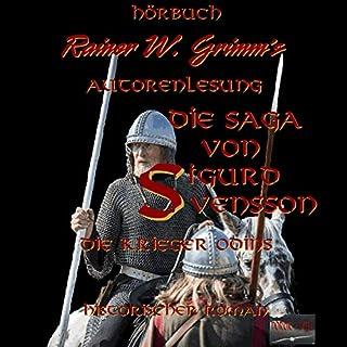 Die Krieger Odins (Die Saga von Sigurd Svensson 2) Titelbild
