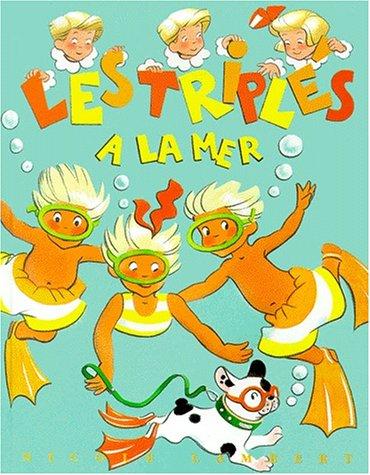 Les triplés : Les Triplés à la mer