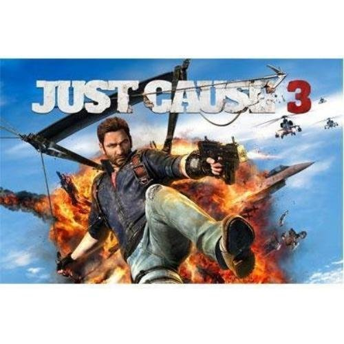 Square Enix 91592 Just Cause 3 PS4 Replen