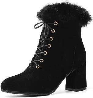 BalaMasa Womens ABS14125 Pu Boots