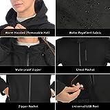 Zoom IMG-2 anoopsyche giacca riscaldata uomo e