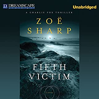 Fifth Victim audiobook cover art