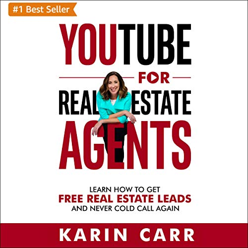 YouTube for Real Estate Agents  By  cover art