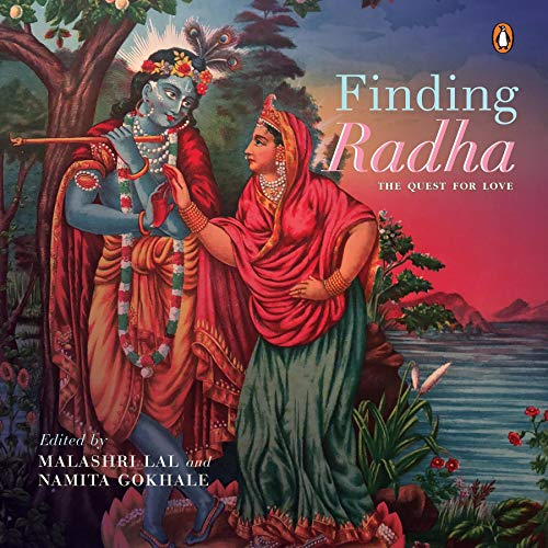 Finding Radha: The Quest for Love Titelbild