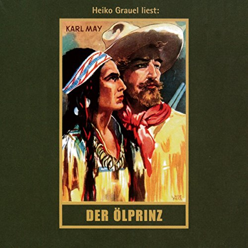 Der Ölprinz audiobook cover art