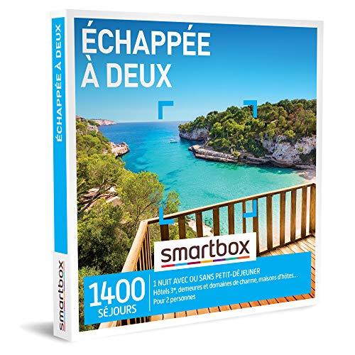 SMARTBOX - Coffret Cadeau Couple - Idée cadeau original :...