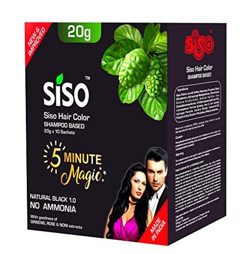 Siso Hair Color (20g)-Pack of 20