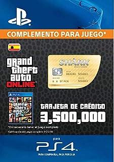Grand Theft Auto Online - GTA V Cash Card | 3,500,000 GTA-