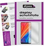 dipos I 2X Schutzfolie klar kompatibel mit Xiaomi Mi Mix 2S Folie Bildschirmschutzfolie