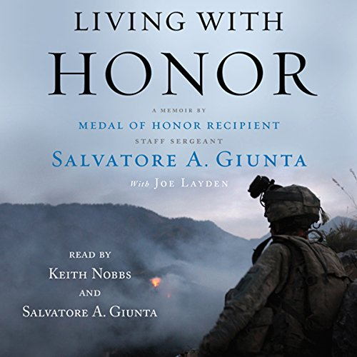 Living with Honor audiobook cover art