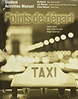Student Activities Manual for Points de Depart 0135136326 Book Cover